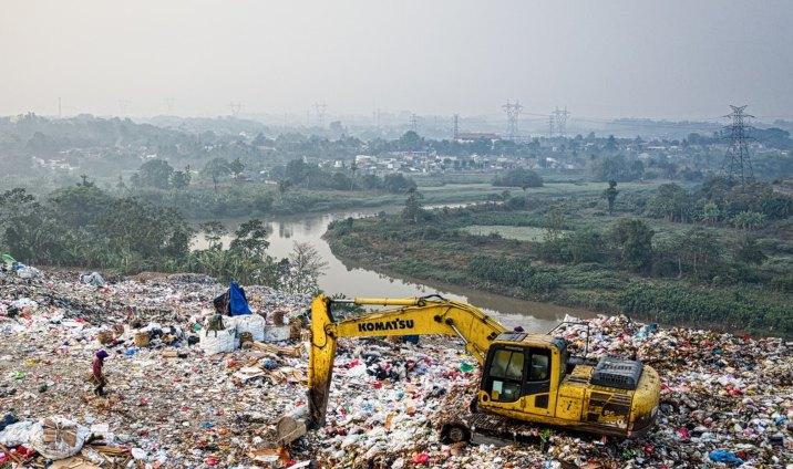 Deponija sa smećem