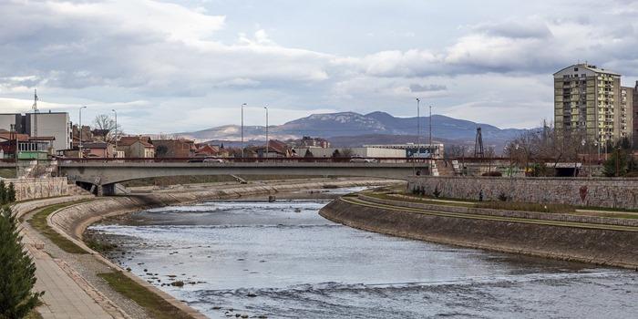 reka Nišava u Nišu